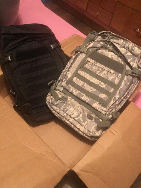 4d9e7e0771e9 Military Luggage Company - The Prepping Wife